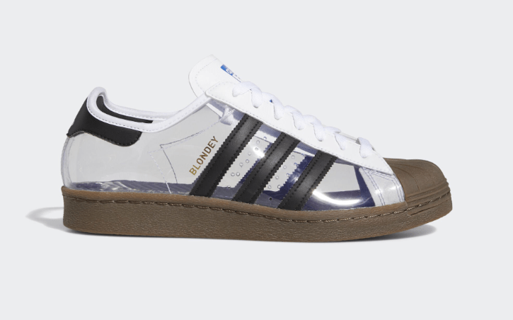 A Blondey x adidas Originals Superstar Collaboration Could