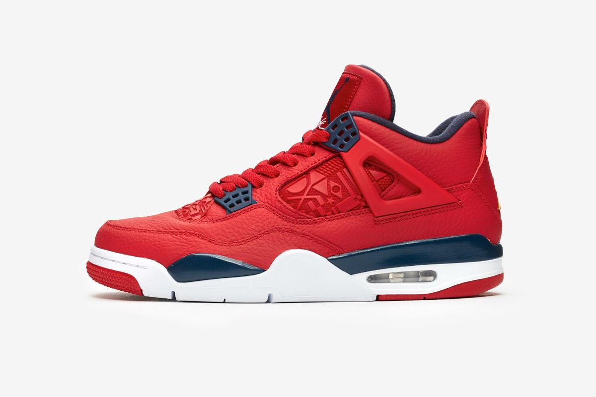 Air Jordan 4 SE FIBA