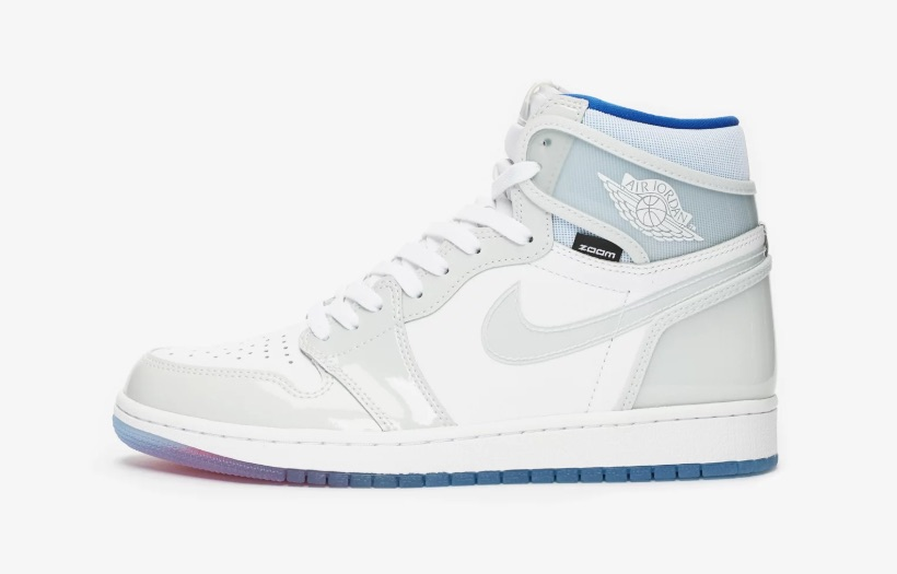 Air Jordan 1 High Zoom R2T Racer Blue 2