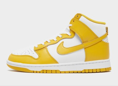 Nike Dunk High Dark Sulfur DD1869-106