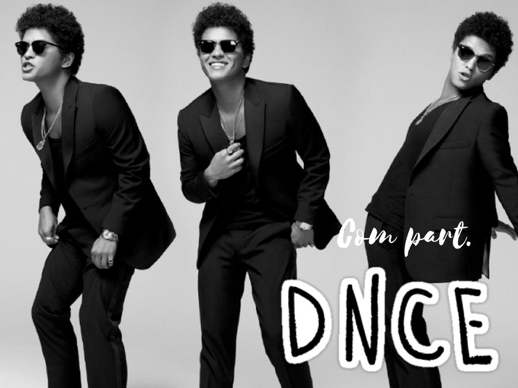 Bruno Mars no Brasil DNCE