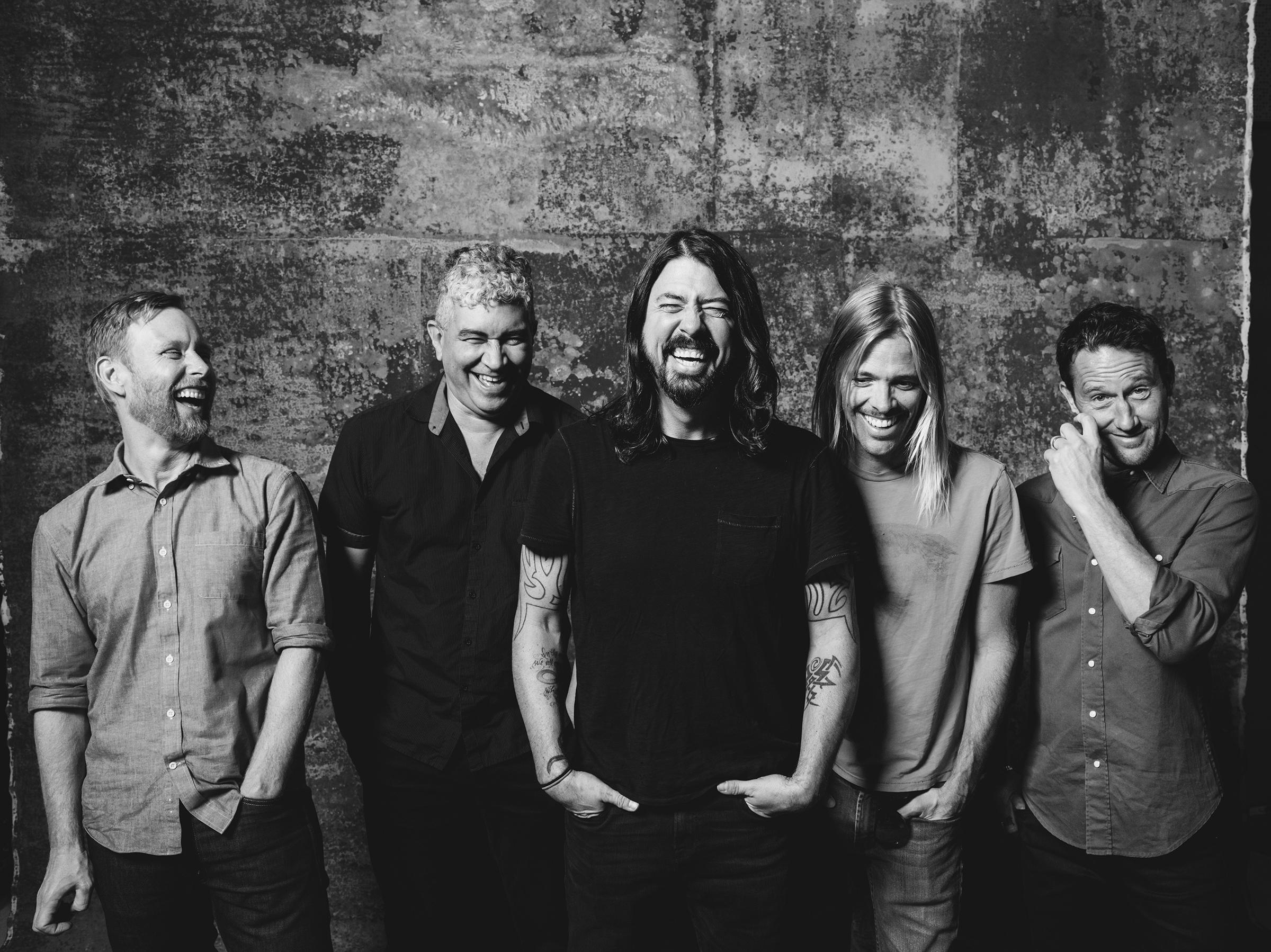 Foo Fighters e Gorillaz