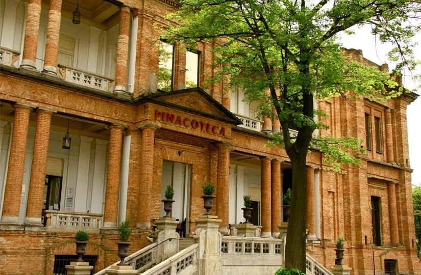 Pinacoteca tem entrada gratuita em dezembro de 2017