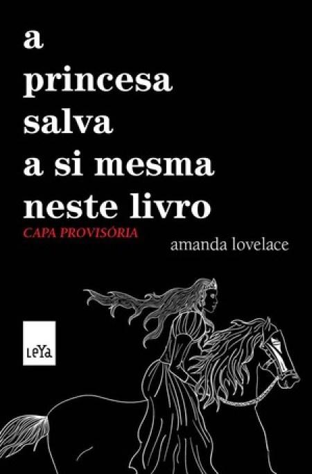 A princesa salva a si mesma neste livro - Amanda Lovelace