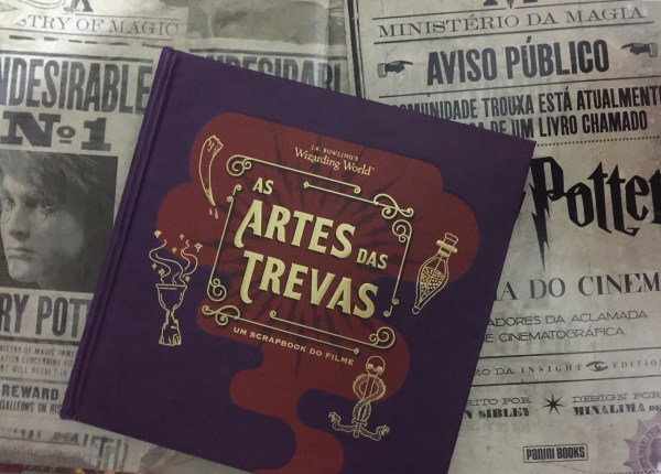 As Artes das Trevas - Um Scrapbook do Filme