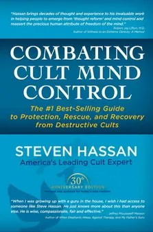 Book: Combating Cult Mind Control