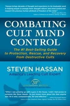 Book: Combating Cult Mind Control