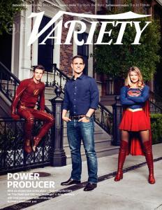 Flash Supergirl mian