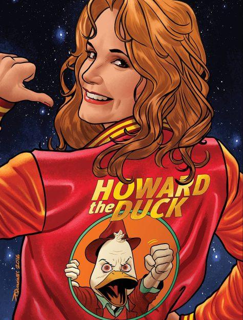 howard the duck bev