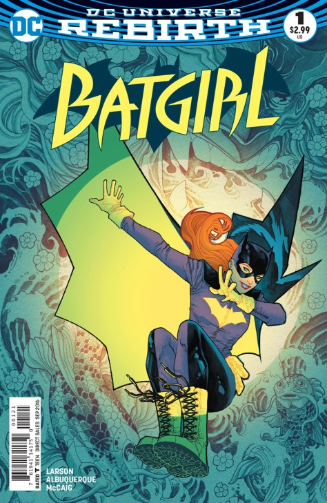 batgirl 1 v