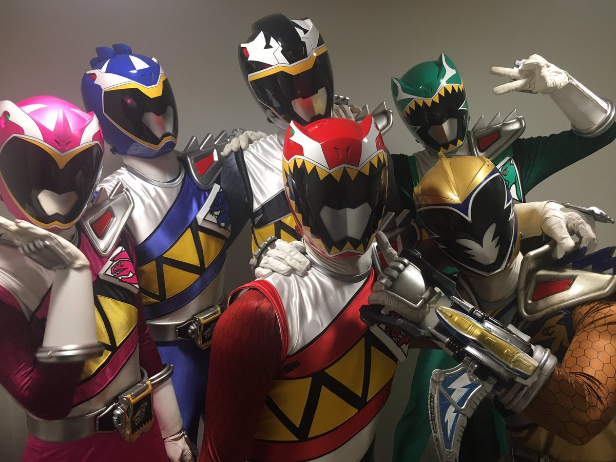 Actor Porno Kohei official series intro revealed for power rangers dino force