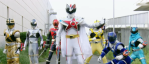 Preview released for Uchuu Sentai Kyuranger Space - Ep.41: Rush! Planet Southern Cross!