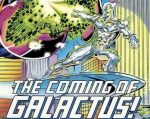The Coming of Galactus (Fantastic Four #48-50)