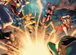 Preview: Mighty Morphin Power Rangers #32