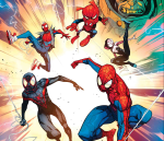 Preview: Spider-Man into the Spiderverse #1