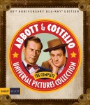 Preview- Abbott and Costello: The Complete Universal Pictures Collection (80th Anniversary Edition Bluray)