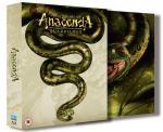 Preview- Anaconda Quadrilogy 1-4 Boxset (3 Disc Collector's Edition Bluray)