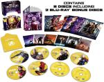 Preview- Marvel Studios Cinematic Universe: Phase Three - Part 2 (Bluray)