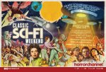 Horror Channel (UK) announces Classic Sci-Fi Weekend in April