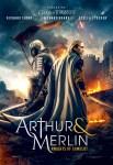 Arthur & Merlin: Knights of Camelot trailer released