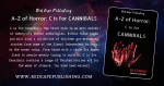 Red Cape Publishing releasing 'C is for Cannibals' this July