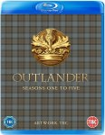 Preview- Outlander: Seasons 01- 05 (Bluray Box Set)