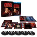 Preview- A Nightmare On Elm Street: Collection Ultimate Collector's Edition Bluray