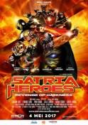 Satria Heroes Revenge of darkness
