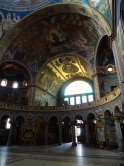 Cathédrale orthodoxe Ste Trinité de Sibiu