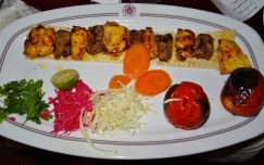 Kebab traditionnel