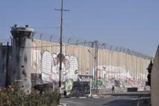 Mur israelià entre Jerusalem Est i Bbetlem