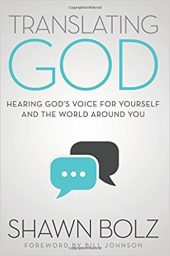Book cover of Translating God by Shawn Bolz