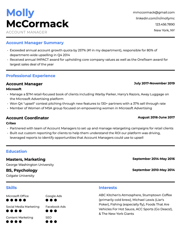 How much job experience should you put on your resume if you're over 50?. Free Resume Templates For 2021 Edit Download Resybuild Io