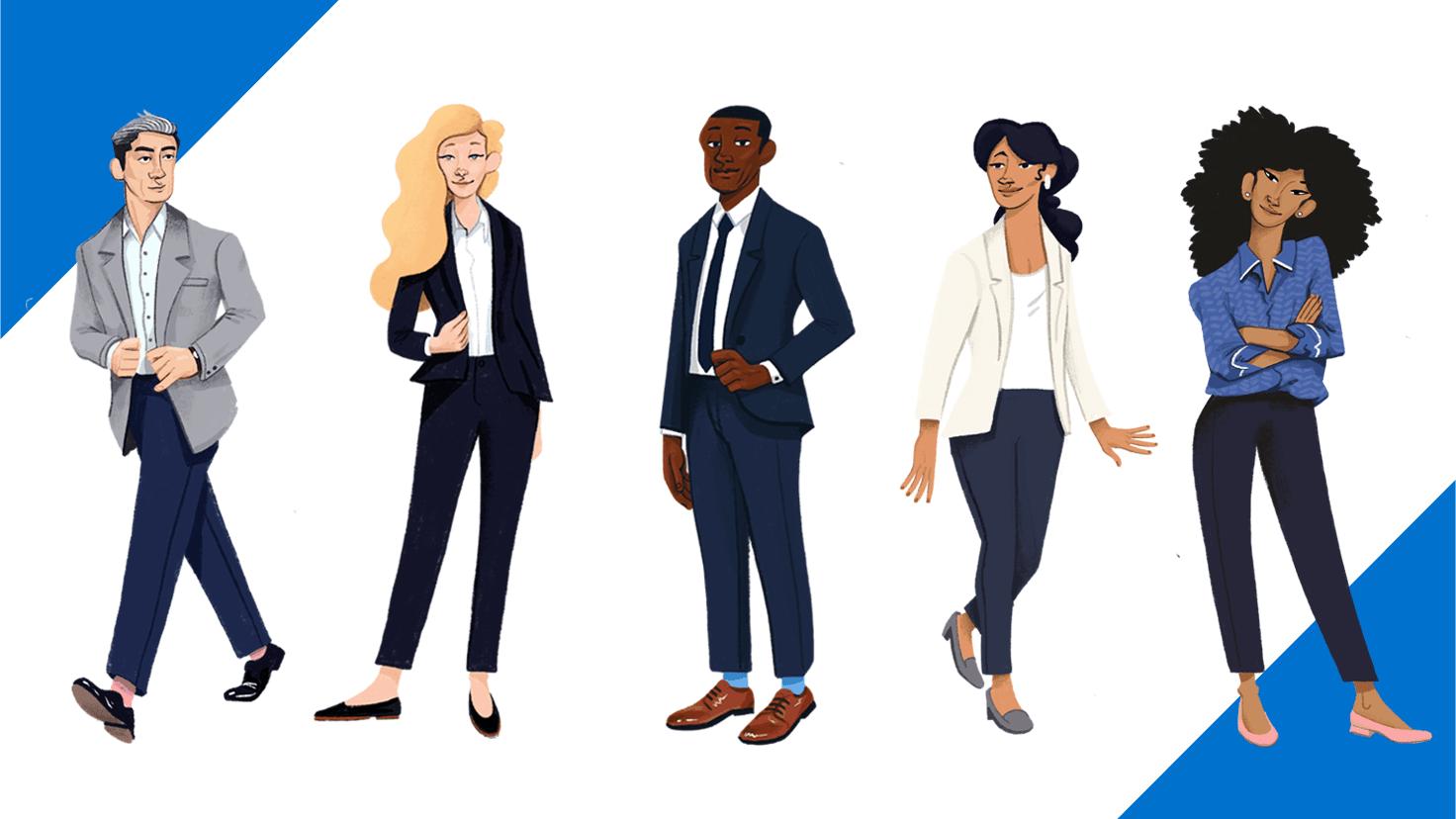 15 Job Winning Interview Outfits For Women Amp Men