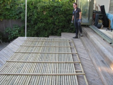 Cultivate-London-Landscaping-Services-Trellis-Installation