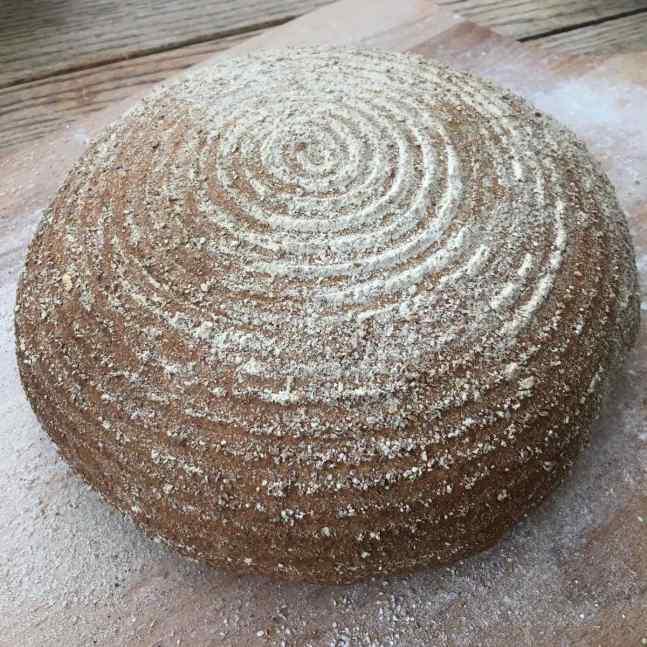 Cultivate London Salopian Garden Weekend Open Days Bread