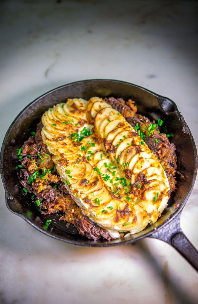 Ragu with Vegetable Gratin - cultivate