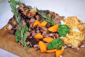 Smoke and Thyme - Pay what your feel -  Supper Club @ England | United Kingdom