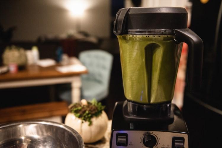healthy green soup recipe