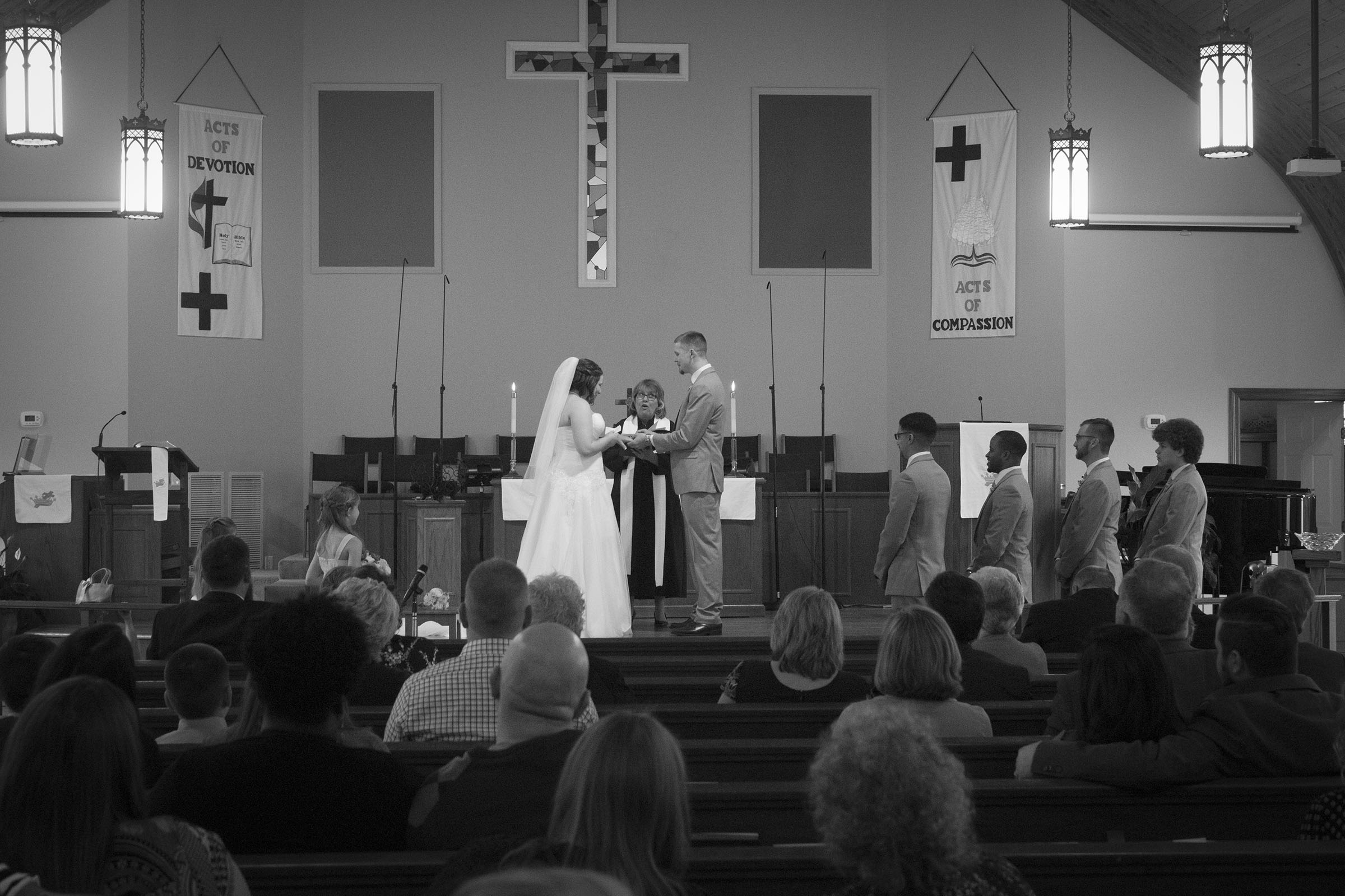 Mr and Mrs Meyer ~ March 19, 2016
