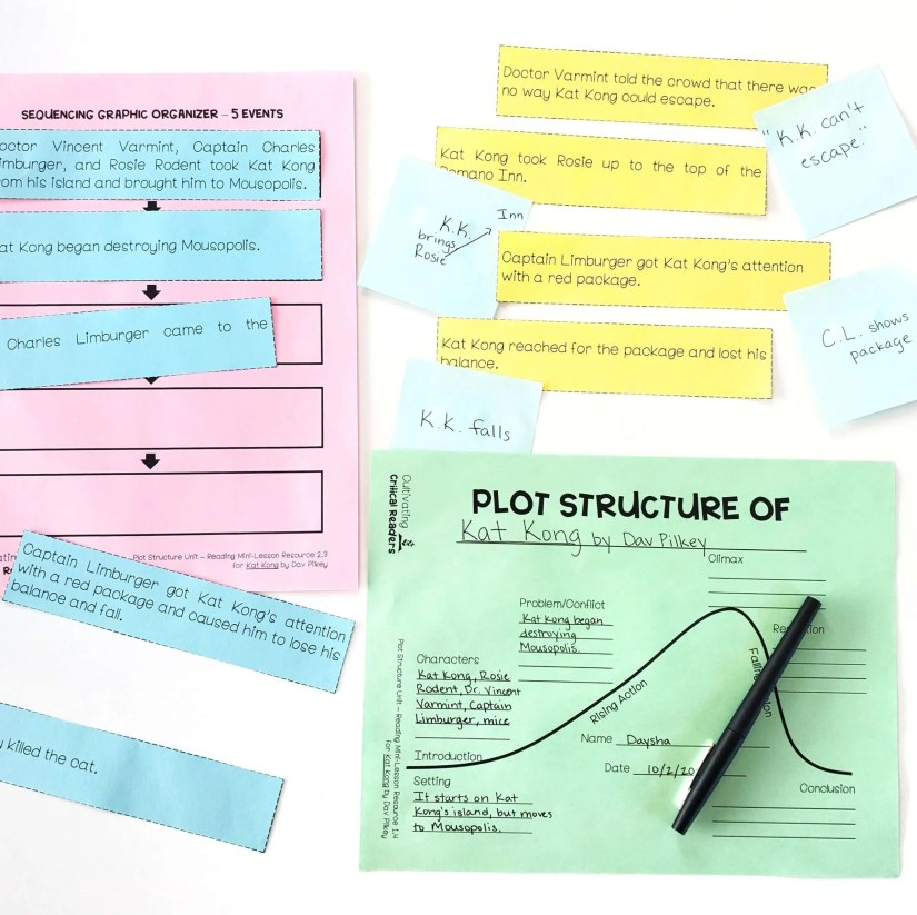 plot-structure-sequencing-events