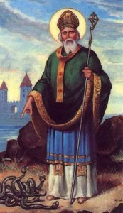 Not many know the story of St Patrick himself, who preached Christianity in Ireland and supposedly chased out all the snakes.