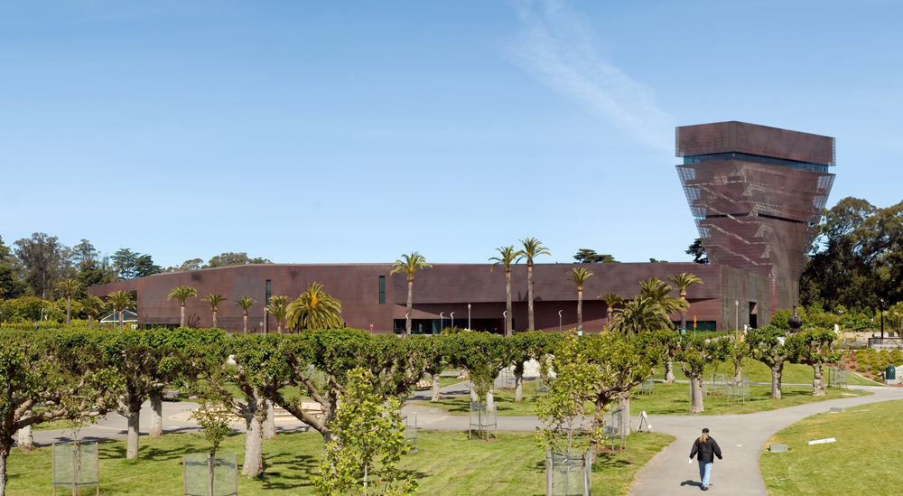 If You're Going to San Francisco…Here's What to See at the de Young Museum