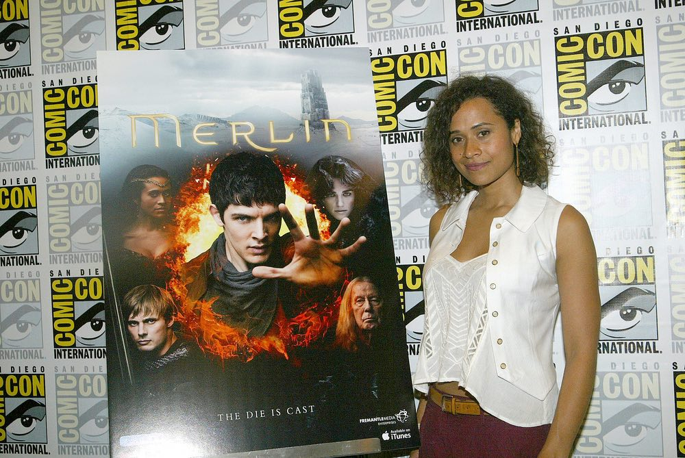 Angel Coulby Merlin