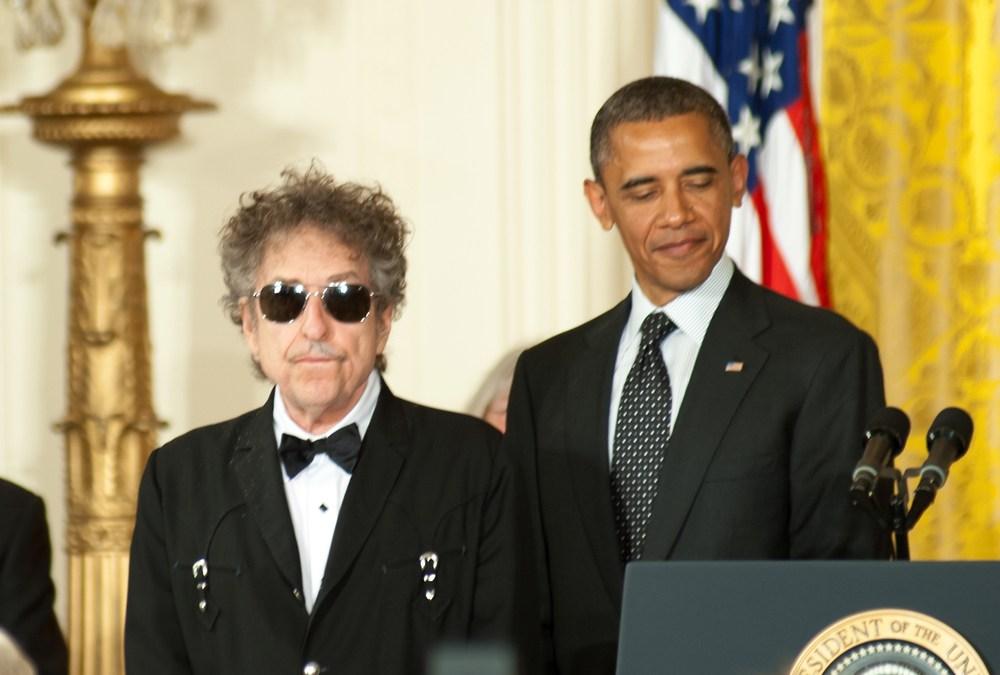 Bob Dylan Original Art Set for Exhibition in Miami