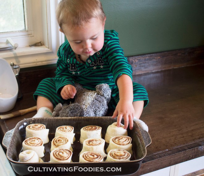 Cinnamon buns #CULTIVATINGFOODIES