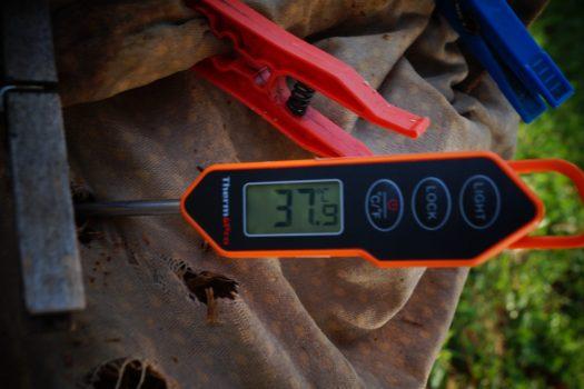 La prise de température est essentiel pour monitorer correctement la pasteurisation ou la stérilisation