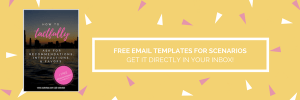 recommendation email templates