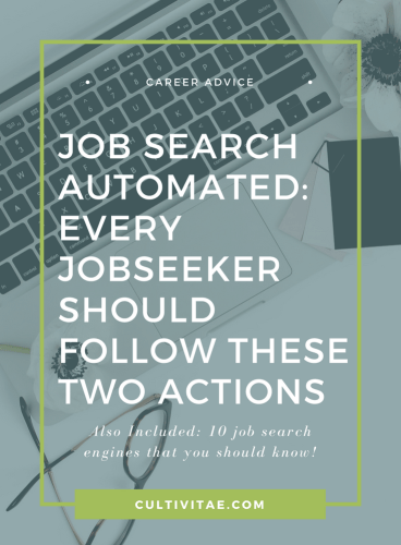 job search engines automated