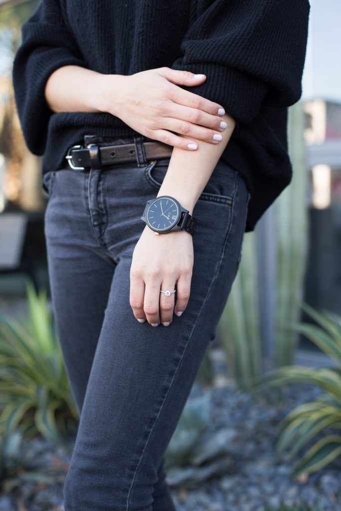 jord frankie black watch